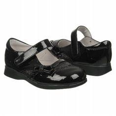 Nina Amanda Tod/Pre Shoes (Black) - Kids' Shoes - 6.5 M