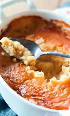 Vanhanajan perunalaatikko   Maku 5 Ingredient Desserts, Food Festival, Vegetable Recipes, Macaroni And Cheese, Side Dishes, Oatmeal, Curry, Food And Drink, Potatoes