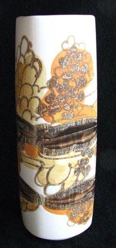 Baca Stoneware Vase Ellen Malmer 962 3763 Royal Copenhagen   eBay