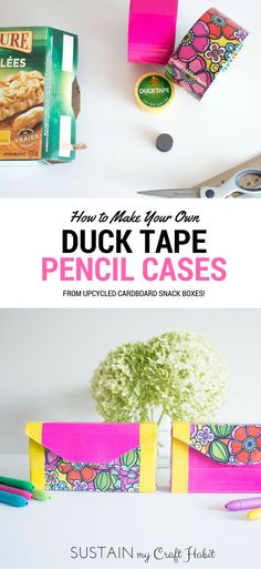 143 Best School Duct Tape Crafts Images On Pinterest In 2018