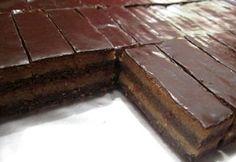 Recent Recipes - Receptik. Hungarian Cake, Hungarian Desserts, Hungarian Recipes, Hungarian Food, Slovak Recipes, Czech Recipes, Ethnic Recipes, Sweet Desserts, No Bake Desserts
