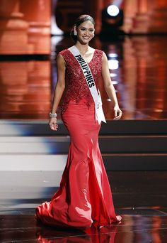 All of Miss Philippines Pia Wurtzbach's Looks for Miss Universe 2015 | Stylebible.ph