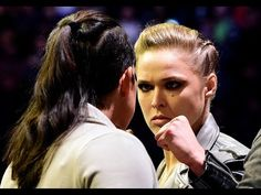 What do you think this UFC Rankings Report: Ronda Rousey's Return & Cruz vs Garbrandt video? UFC 207 is this Friday night and Forrest Griffin and Matt Parrino Ronda Rousey, Holly Holm, Mma Girl Fighters, Mma Fighting, Ufc News, Fight Night, Espn, Interview, Couple Photos