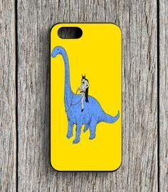 Batman Dinosaurs Superhero iPhone 5 | 5S Case