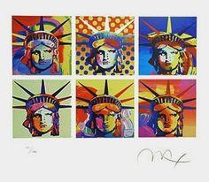 Six Liberties, Ltd Ed Lithograph