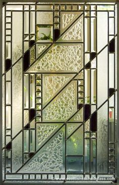 Stained Glass Sidelights