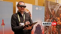 TA Labs: Wacom Showed Me the First Good Reason to Buy the Magic Leap Hype Video Game Development, Magic Hands, It Hurts Me, Popular News, Trending Topics, Fun To Be One, Games To Play, The Past, Face