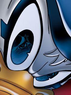 Dark Avenger (Super Duck) art