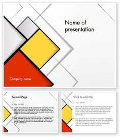 http://www.poweredtemplate.com/12067/0/index.html Colored Squares PowerPoint Template
