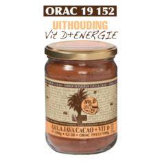 Gula Java Cacao met VIT. D #amanprana #noblehouse #gezond #bio #natuurlijk #cacao #gulajava #vitaminenD #uithouding #energie #sportdrank #kokosbloesemsuiker #suiker #kokos