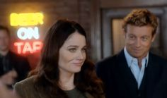 The Mentalist...I love how he looks at her