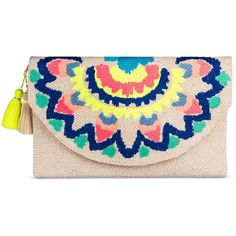 Women's Clutch Handbag (20 NZD) ❤ liked on Polyvore featuring bags, handbags, clutches, handbag purse, merona purse, man bag, hand bags and merona