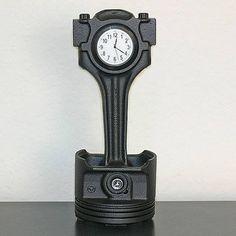 Piston Clock