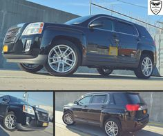 You get a car to go places, so treasure those moments. #GWGWheels #CustomWheels #AlloyWheels #GMC