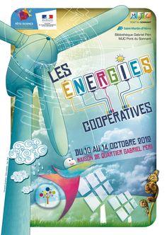 Les énergies coopératives (10 au 14 octobre 2012)
