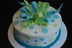 Image Search Results for pictures of boy baby shower cakes