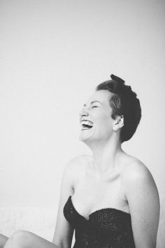 Laugh like your were 5, be as young as you feel.    Fine Art Women's Portraiture by Novella