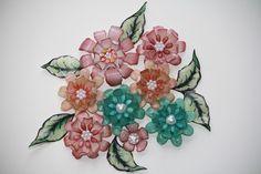 Forums / Flower Tutorials / Glass Flower Tutorial - Swirlydoos Monthly Scrapbook Kit Club