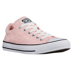Converse All Star Madison Ox in pink and white - UNDER $75