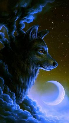 Obtain Wolf Wallpaper from georgekev – 38 – Free on ZEDGE ™ now. Browse hundreds of thousands … – Wolf – Tier Wallpaper, Wolf Wallpaper, Animal Wallpaper, Wallpaper Wallpapers, Wallpaper Ideas, Artwork Lobo, Wolf Artwork, Black Artwork, Wolf Love