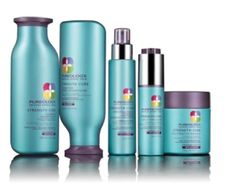 Reverse Summer Hair Damage with Pureology's Strength Cure Haircare System