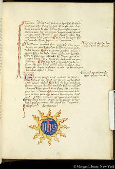 Commentary, MS M.938 fol. 177r - Images from Medieval and Renaissance Manuscripts - The Morgan Library & Museum