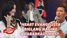 HEART EVANGELISTA BIGLANG NAGING DABARKADS HOST | Bawal Judgmental | March 13, 2020 - YouTube
