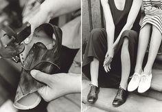 Margaret Howell   @Tala H  skor så som du vill haaa
