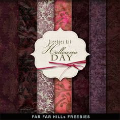 Wednesday's Guest Freebies ~ Far Far Hill ♥♥Join 2,550 people. Follow our Free Digital Scrapbook Board. New Freebies every day.♥♥