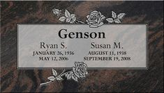 Flat Grave Markers, Cheap Headstones, Mom, Design, Mothers
