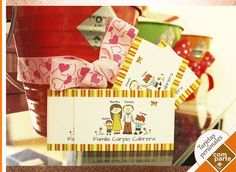 Tarjetas Personalizadas para niño