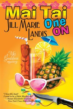 Mai Tai One On by Jill Marie Landis. Fun cozy mystery set on the North Shore of the island of Kauai. The kooky characters and lush setting will make me come back for the next in the series.
