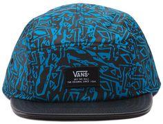 Newkirk 5-Panel Hat by VANS