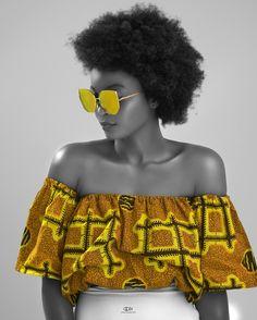 Colour pop #cpixphotography #nikon #retouching African print