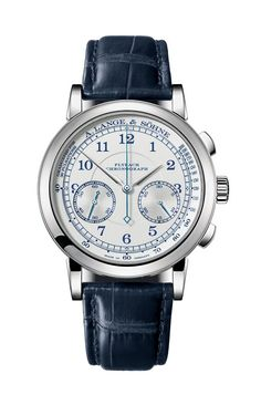 Introducing: The A. Lange & Söhne 1815 Chronograph Boutique Edition (With Pulsation Scale)