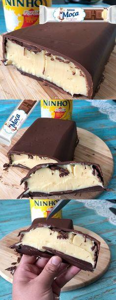 A SOBREMESA MAIS FÁCIL DO MUNDO! #sobremesa#sobremesamaisfacildomundo#byigorhealthy