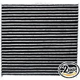 Deals week 2-Pack Replacement Cabin Air Filter for 2016 Honda Civic L4 1.5L Car/Automotive - Activated Carbon ACF-11182 sale