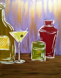 Pinot 39 s palette art on pinterest chesterfield painting for Wine and paint san antonio