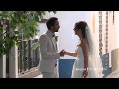 Watch Jenny and Dom wedding celebrations, they celebrated their wedding ceremony in La Encarnacion Church, Marbella Old Town and their wedding reception in a private villa in the hills above Benahavis Spain. Wedding Video produced by Silverscreen Weddings Spain (Marbella Video Productions) www.silverscreen.ie