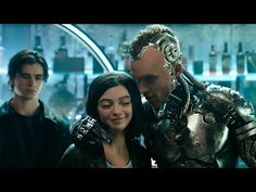 Battle angel alita ed - Alita: Battle Angel is a film visited by cyborgs based in the Iron Town dumpsite. This cyborg was taken and repaire. Keean Johnson, Angel Movie, Film D'action, Battle Angel Alita, Motion Capture, Large Eyes, Interesting Topics, Movies Showing