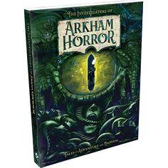 The Investigators of Arkham Horror - Fantasy Flight Games
