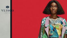 Now, discover the colourful, design world of Vlisco !