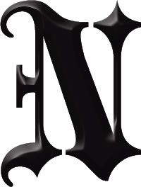 52 Best Gothic Black Letters Images Black Letter Goth Gothic