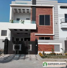 House For Sale In Block A Of Citi Housing Phase 2 Citi Housing - Phase 2, Citi Housing Society, Gujranwala 8072187 - Zameen