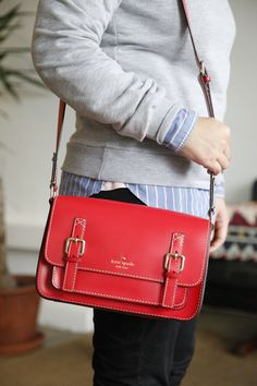 Embrace A Bold-Colored Bag For Spring 2012