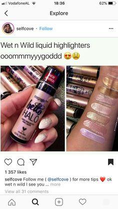 Make Up - Pin: biblecartier ⚡️ Makeup 101, Makeup To Buy, Kiss Makeup, Drugstore Makeup, Makeup Goals, Love Makeup, Makeup Inspo, Makeup Inspiration, Makeup Brushes