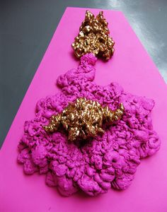 """""""Mutated Pets"""" MA Fine Art Final Show Camberwell College of Arts, University of the Arts London Sculpture Lessons, Sculpture Art, Art Projects, Projects To Try, Expanding Foam, Pink Painting, Diy Art, Art Inspo, Contemporary Art"""