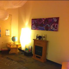 Making classrooms feel more comfortable and homey. #Reggio