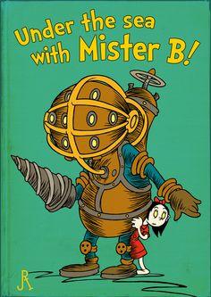 Films et jeux vidéo dans le style des livres de Dr. Seuss ⋆ Geek Dad Power!