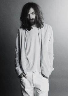 Something about a man in a cardigan, Breakbot.